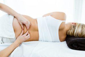 Prenatal Back Massage