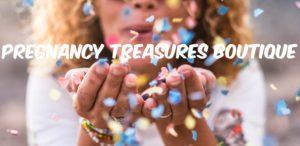Pregnancy Treasures Boutique Party Supplies